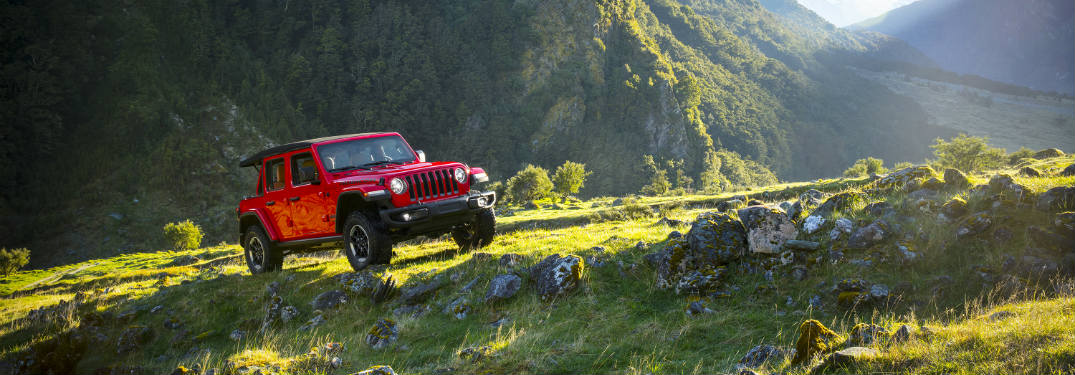 2018 Jeep Wrangler Turbo Four-Cylinder Engine Performance Ratings