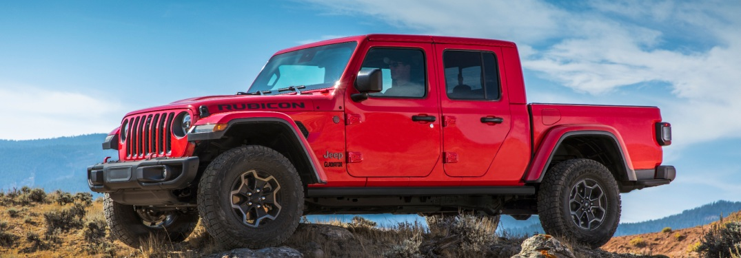 Will Jeep ever make a pickup again?