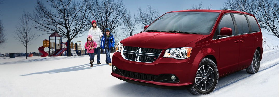 What is the base model Dodge Grand Caravan in Canada?