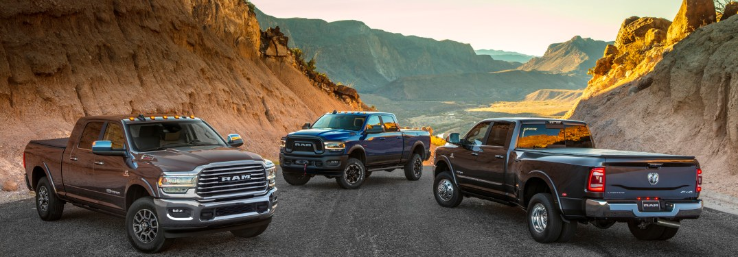 360-degree camera tech in RAM trucks
