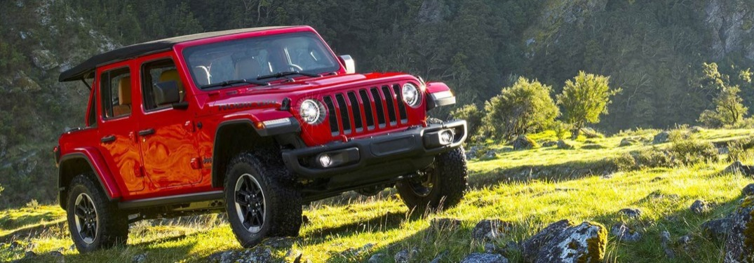What Jeep models offer four-wheel drive?