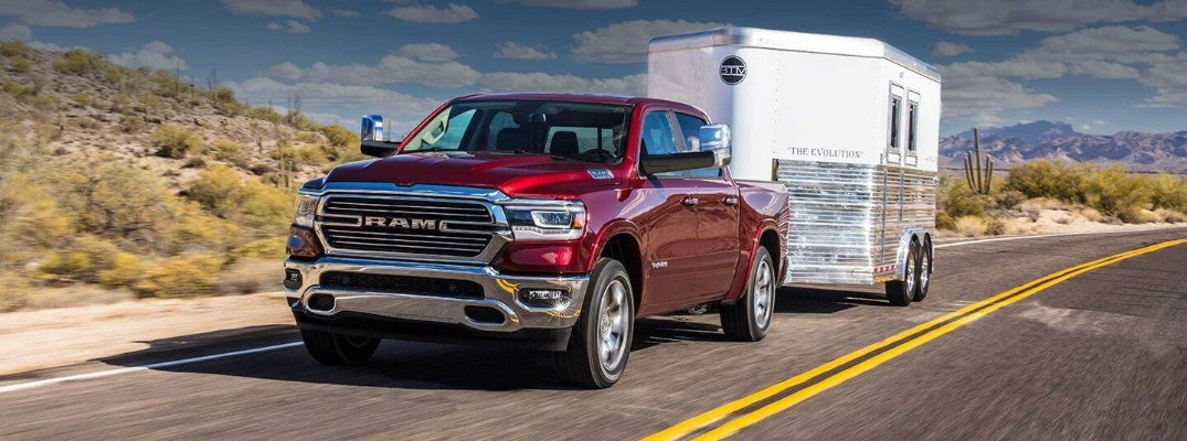Does the new RAM 1500 Feature Apple CarPlay?