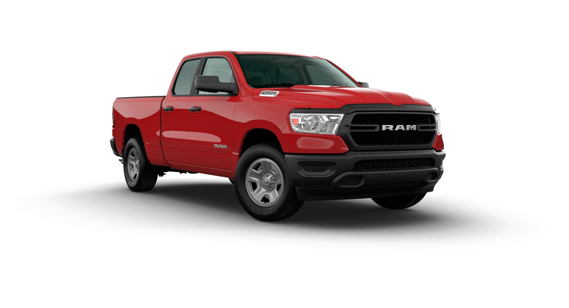 2020 RAM 1500 Flame Red
