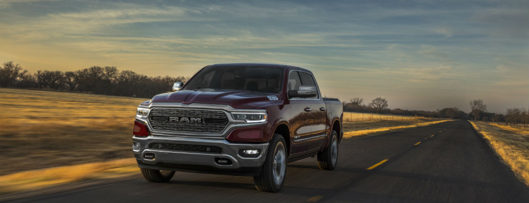 How Powerful is the 2021 Ram 1500 Lineup?