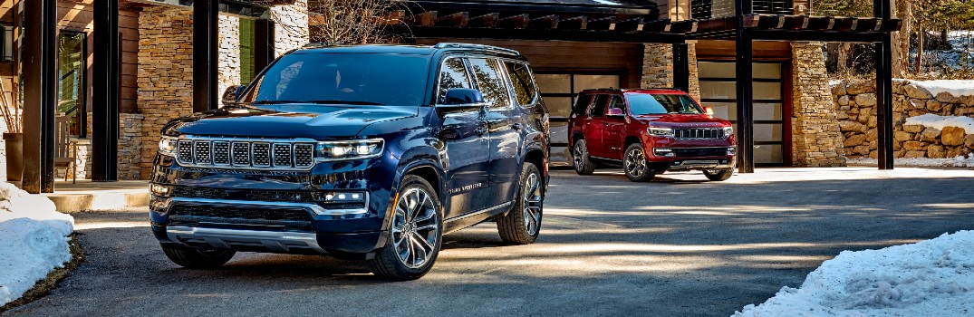 Watch the Reveal of the 2022 Jeep Wagoneer & Grand Wagoneer Online