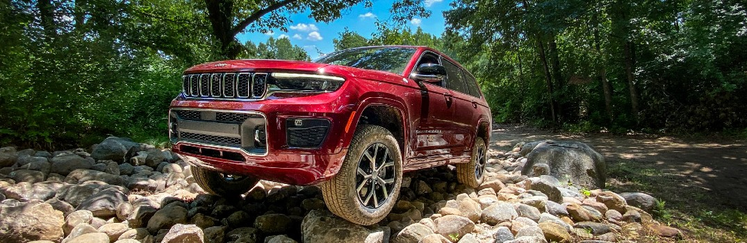 What's new in the 2021 Jeep Grand Cherokee L?