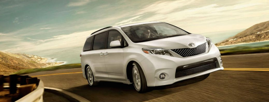 2015 Toyota Sienna wins award for Best 3-Row Family Vehicle