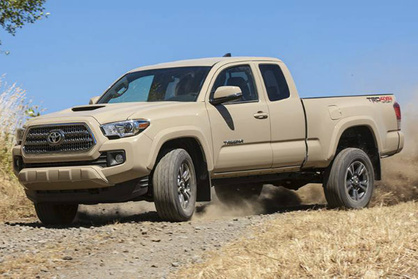 Tan Toyota Tacoma >> 2016 Toyota Tacoma Paint Color Options