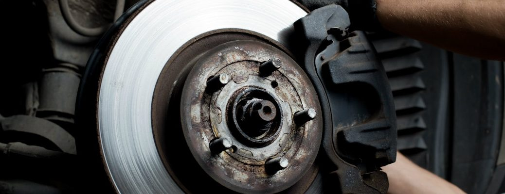 When to Change the Brake Pads on Your Toyota