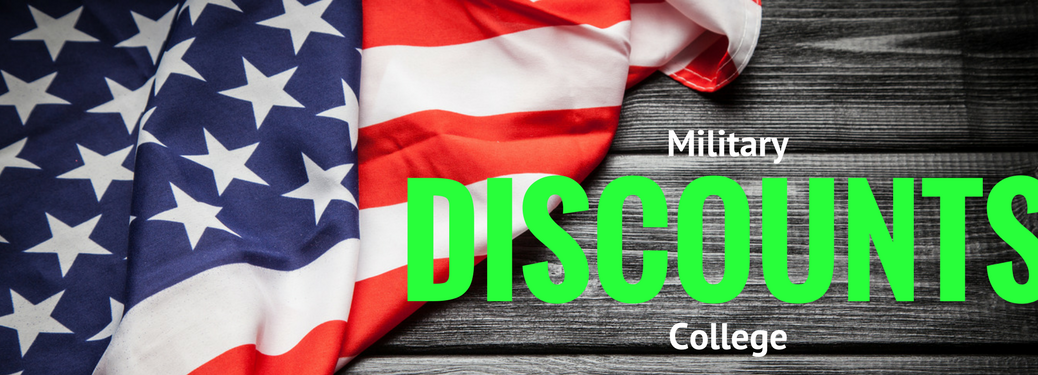 Military and College Discounts