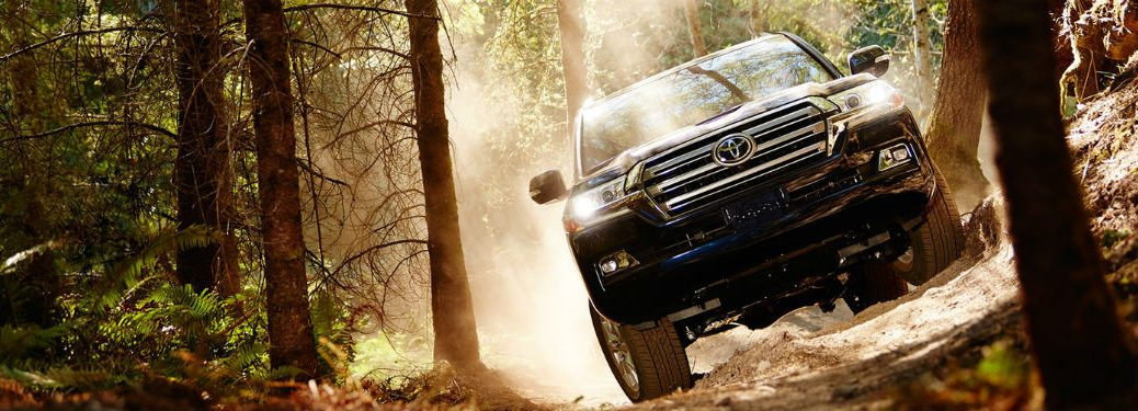 2018 Toyota Land Cruiser Specs and Features