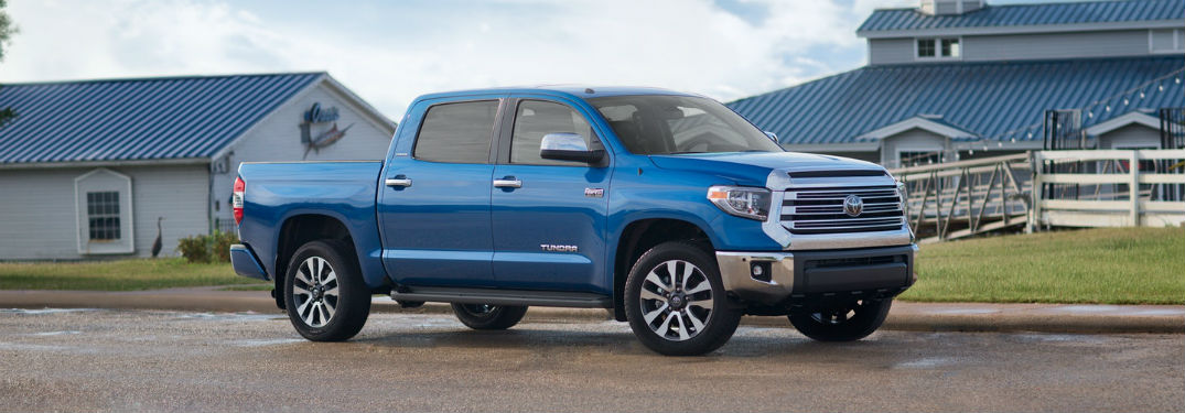 Tundra Towing Capacity >> What Are The 2018 Toyota Tundra S Payload And Towing Capacities