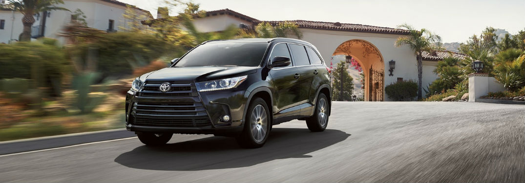 What are the 2018 Toyota Highlander's Technology & Safety Features?