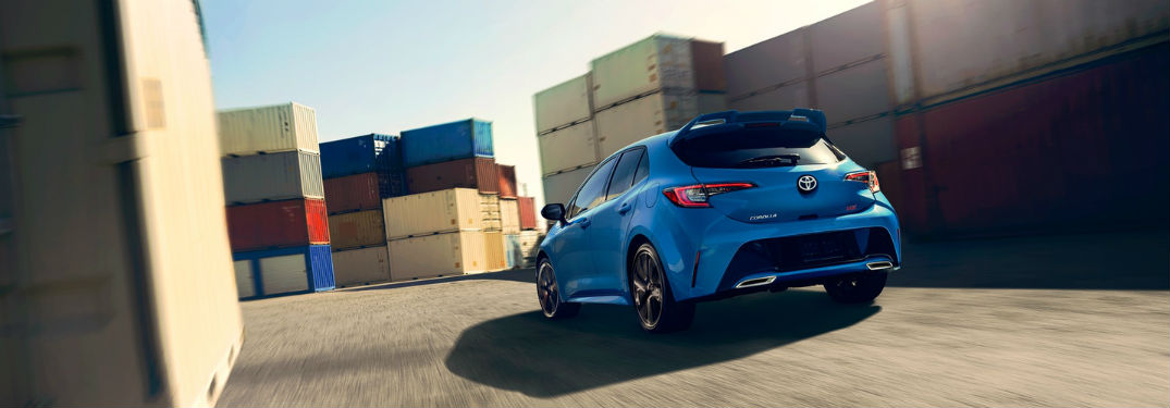 2019 Toyota Corolla Hatchback pricing and engine specs