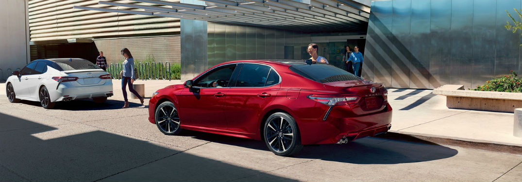 Toyota Camry Trim Levels >> What Are The Trim Levels Of The 2018 Toyota Camry