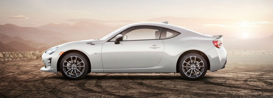2019 Toyota 86 exterior drivers side profile