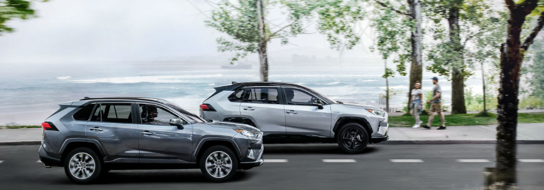 Top safety rating of 2020 Toyota RAV4 comes from long list of innovative features and technologies