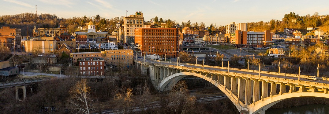 Top 5 fun things to do when you're in Fairmont, WV