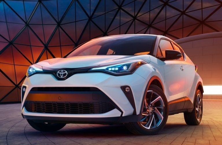 2021 Toyota CH-R front exterior view