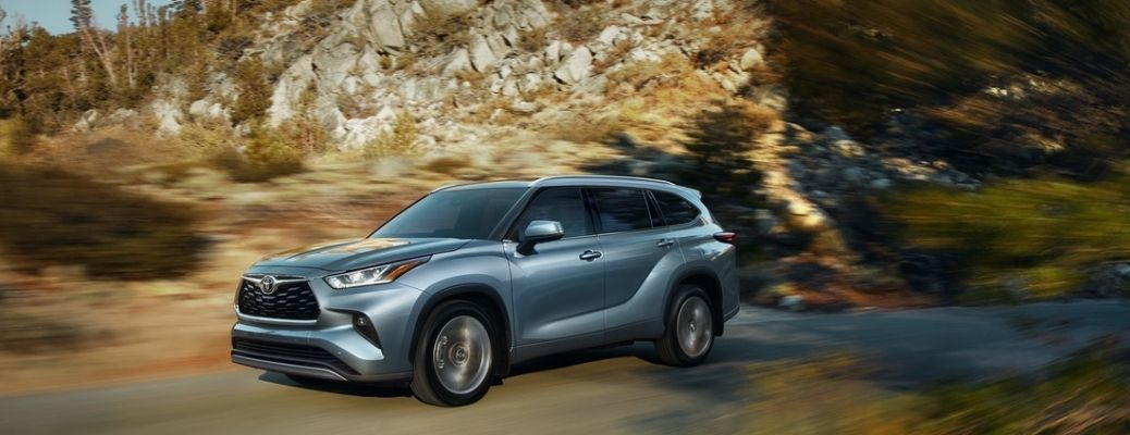 List of Safety Features in the 2021 Toyota Highlander