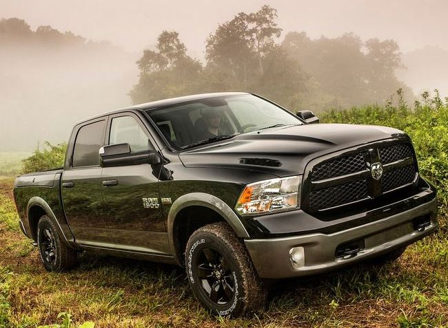 Do more, save more in the new Ram EcoDiesel.