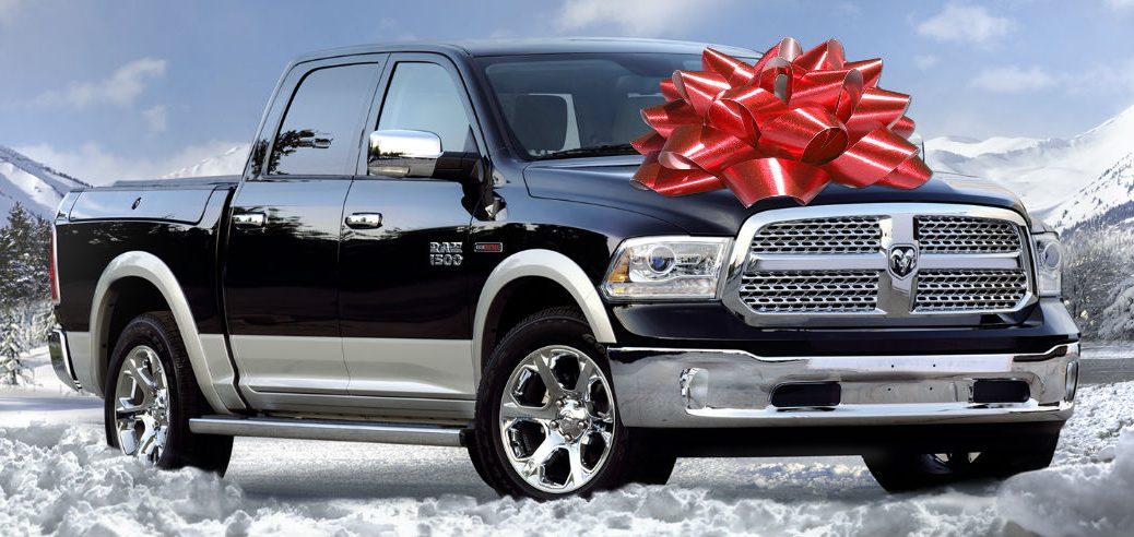 How about a Ram truck for Christmas 2014?