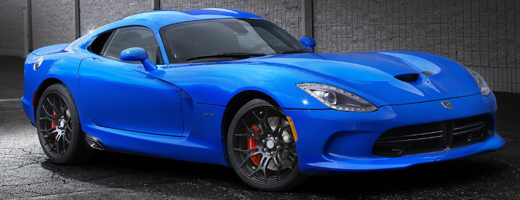Couple owns 77 Dodge Vipers