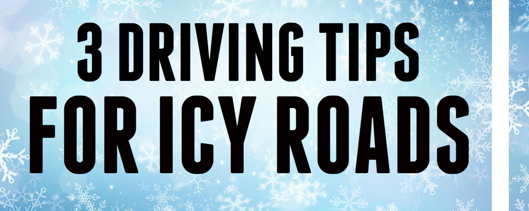 Tips for Driving in Sleet or Icy Conditions