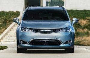 2016 Chrysler Pacifica Hybrid Charging TIme