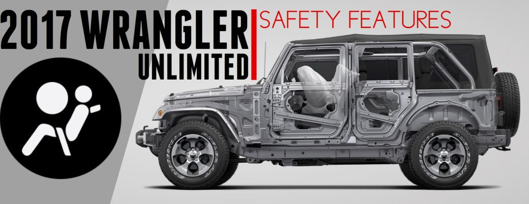 2017 jeep Wrangler Unlimited Safety Features