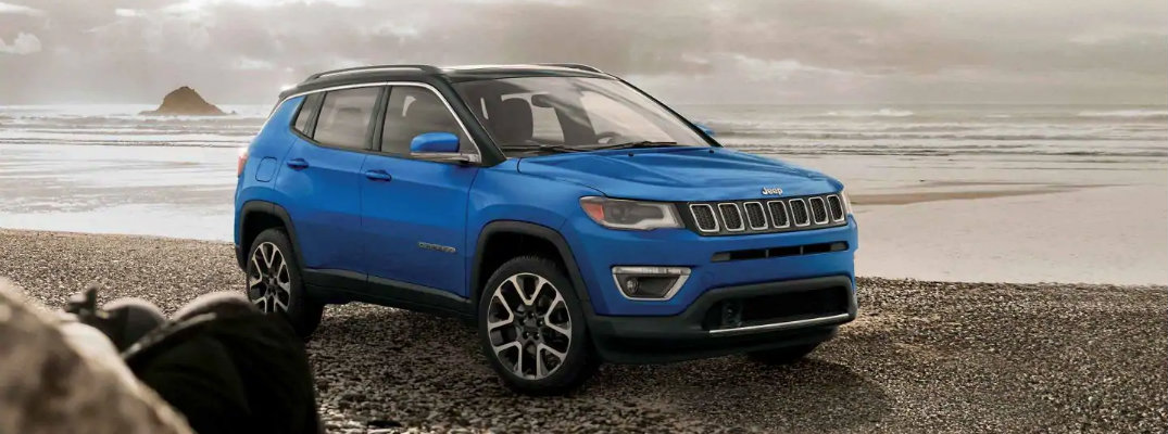 Jeep Compass 2019 Colors