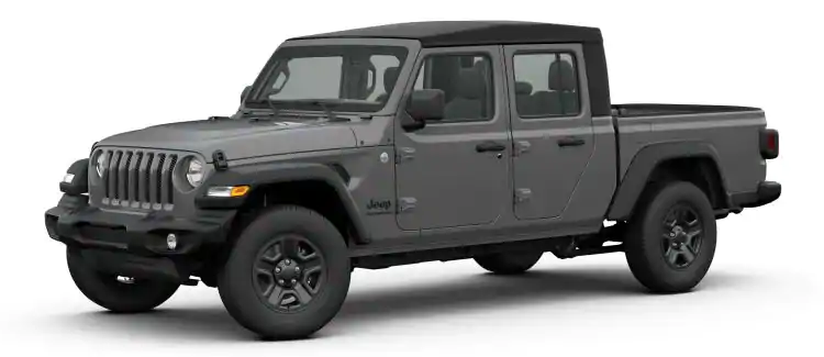 2020 Jeep Gladiator Sting-Gray Clear-Coat