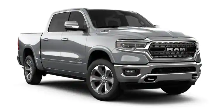 2019 Ram 1500 Billet Silver Metallic Clear-Coat