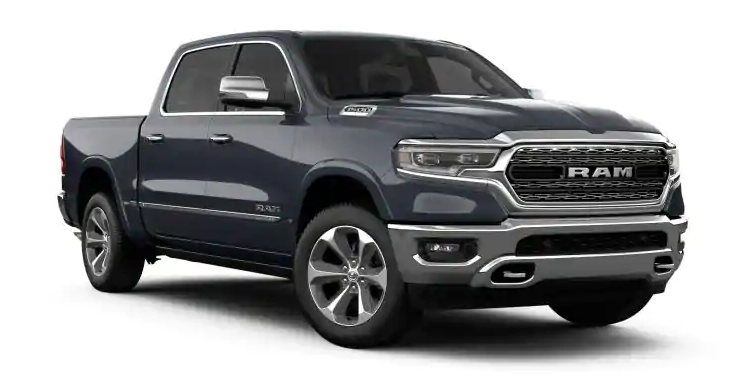 2019 Ram 1500 Maximum Steel Metallic Clear-Coat