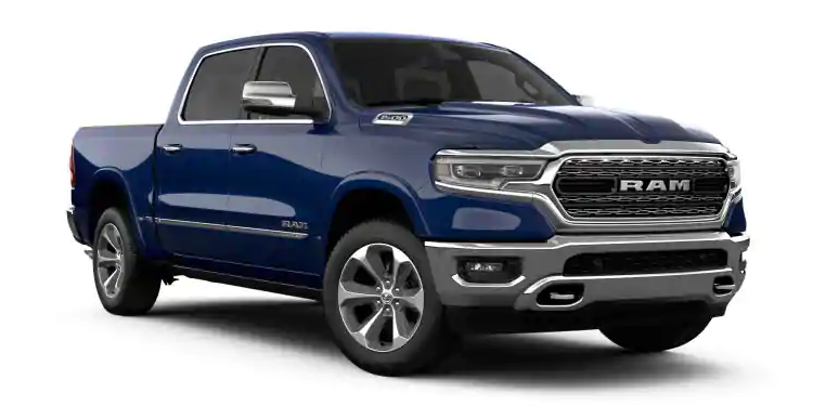 2019 Ram 1500 Patriot Blue Pearl-Coat