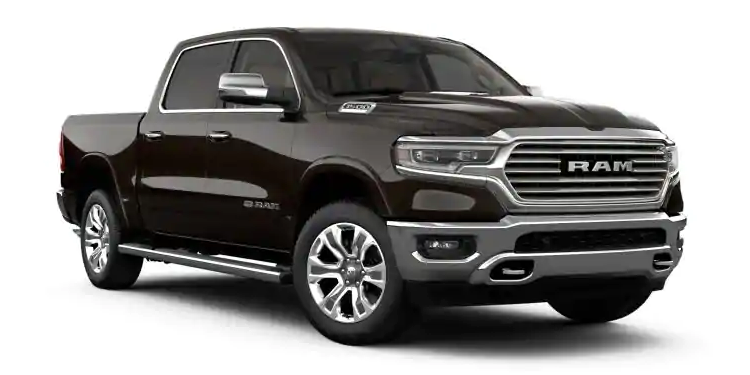 2019 Ram 1500 Rugged Brown Pearl-Coat