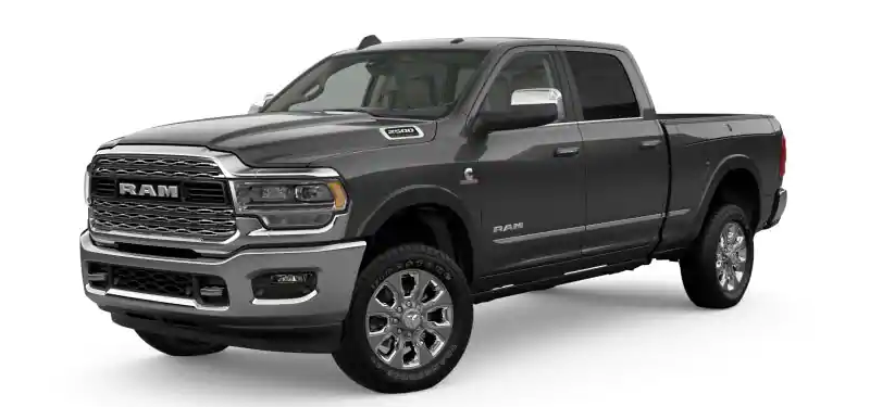 2019 Ram 2500 Granite Crystal Metallic Clear-Coat