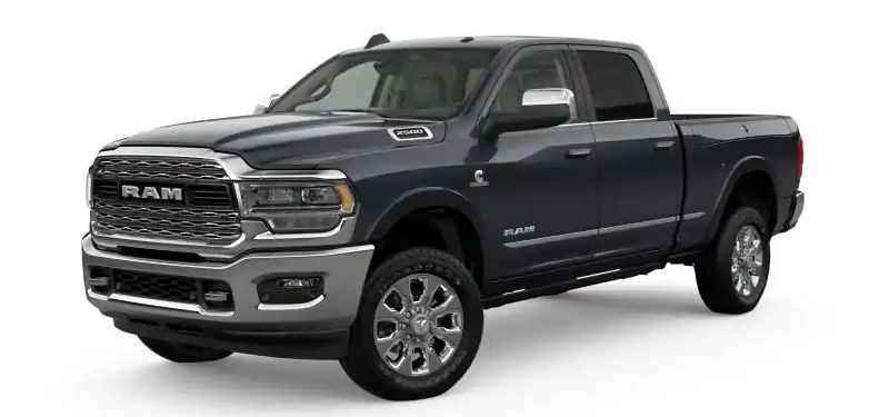 2019 Ram 2500 Maximum Steel Metallic Clear-Coat