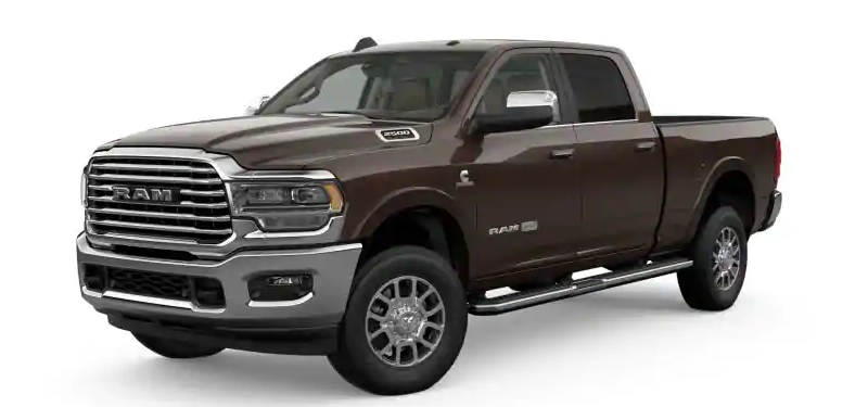 2019 Ram 2500 RV Match Walnut Brown Metallic Clear-Coat