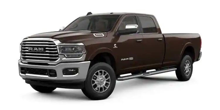 2019 Ram 3500 RV Match Walnut Brown Metallic Clear-Coat