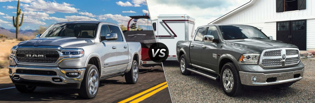 What are the Differences Between the New and Classic Ram Truck Models?