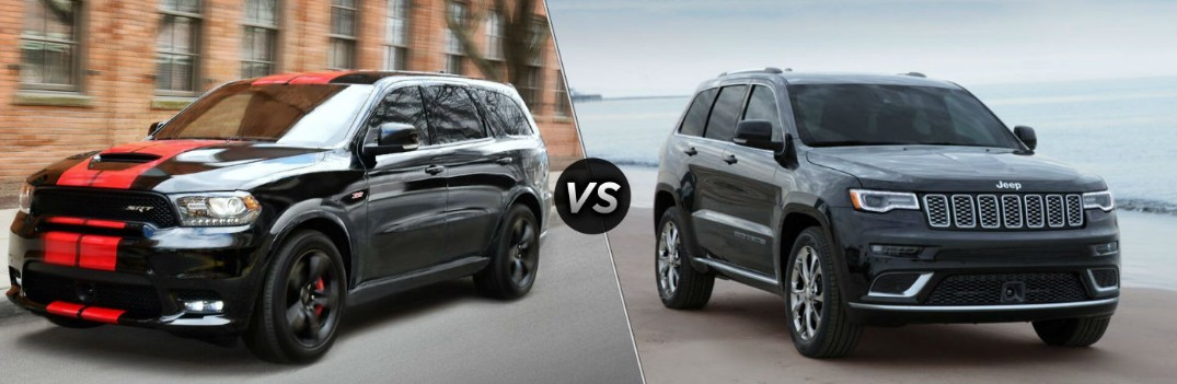 Is the Dodge Durango or the Jeep Grand Cherokee the Better SUV?