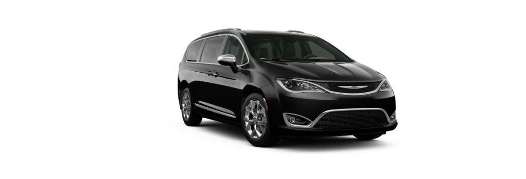 2020 Chrysler Pacifica Brilliant Black Crystal Pearl-Coat