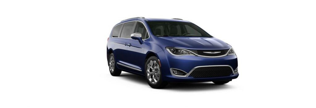 2020 Chrysler Pacifica Jazz Blue Pearl-Coat