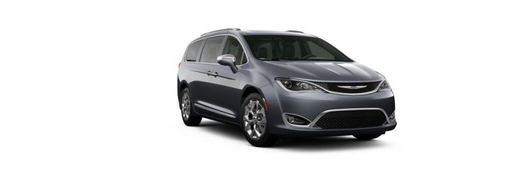 2020 Chrysler Pacifica Maximum Steel Metallic Clear-Coat