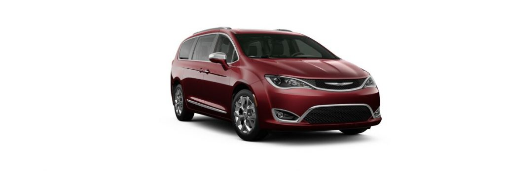 2020 Chrysler Pacifica Velvet Red Pearl-Coat