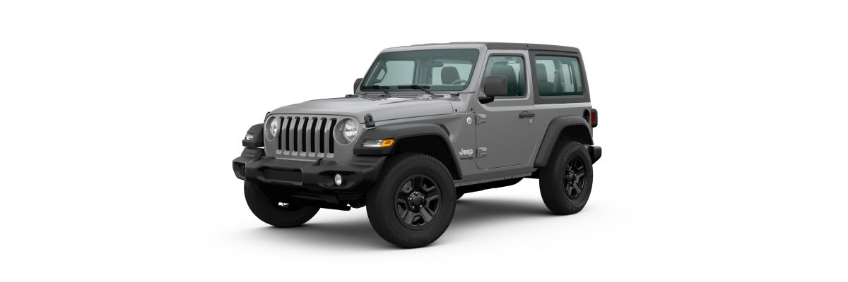 2020 Jeep Wrangler Sting-Gray Clear-Coat