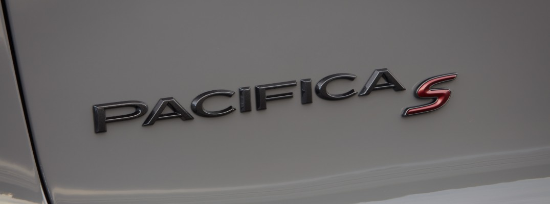 Introducing the 2020 Chrysler Pacifica Red S Edition!