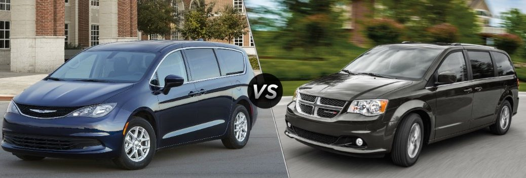 2020 Chrysler Voyager vs 2020 Dodge Grand Caravan