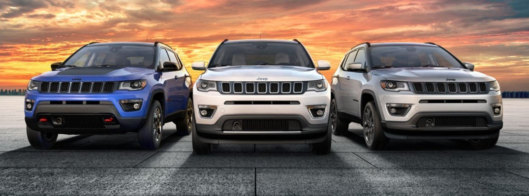 What are the Color Options for the 2020 Jeep Compass?